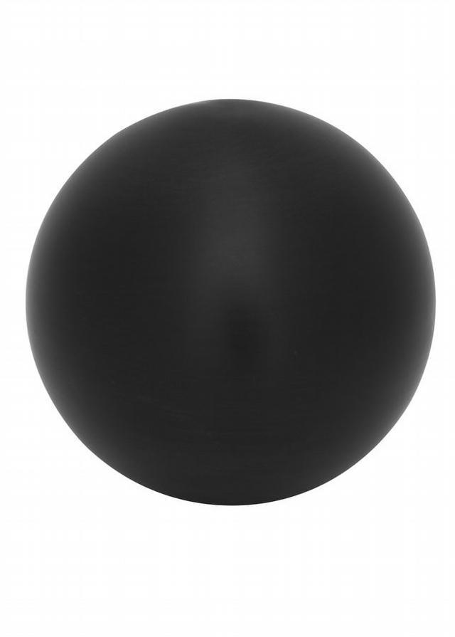 2in Shift Knob Solid Round Black