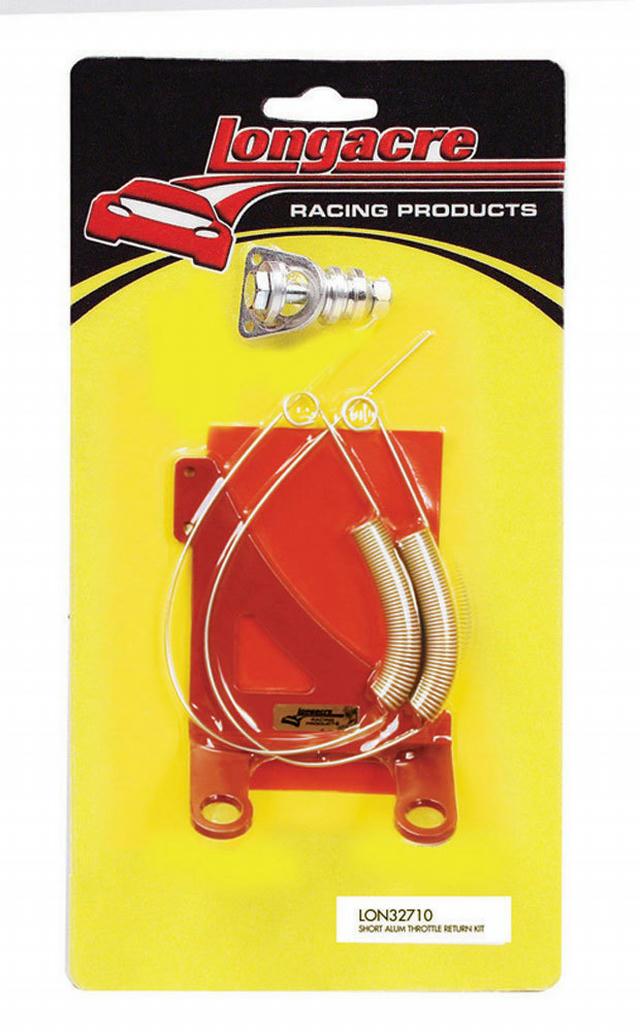 Throttle Return Spring Kit Short