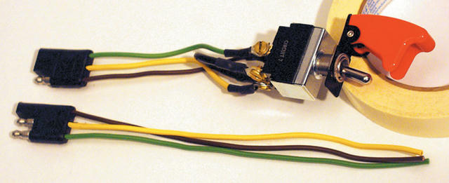 Ignition/Starter Switch