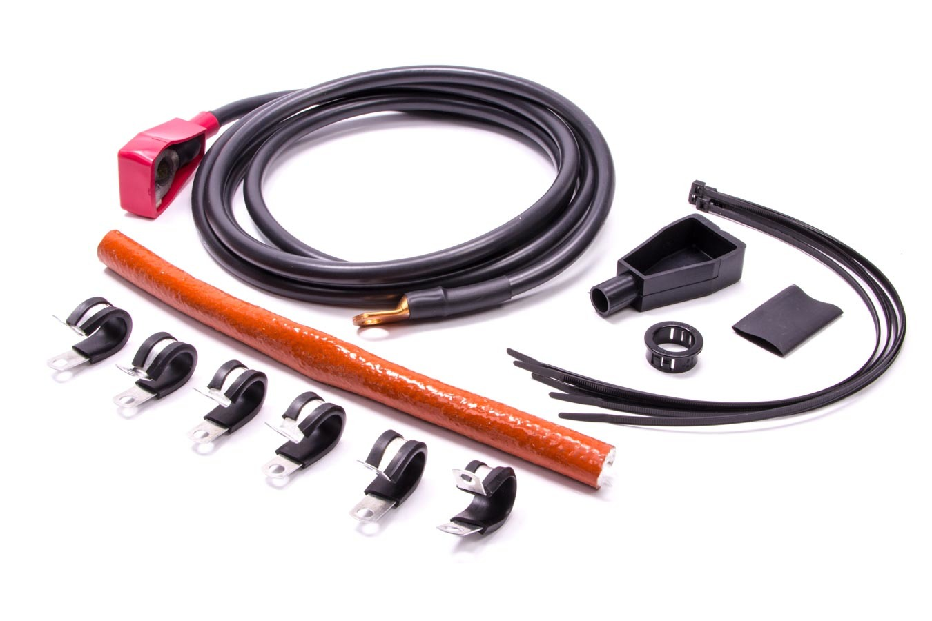 Rear Battery Cable Kit