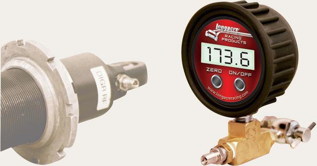 Digital Shock Inflator 300 PSI