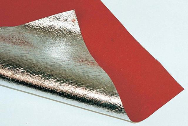 Aluminized/Silicon Cloth