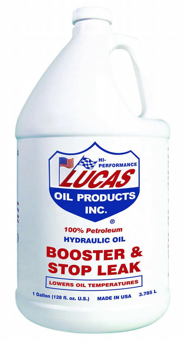 Hydraulic Oil Booster Stop Leak 4x1 Gallon