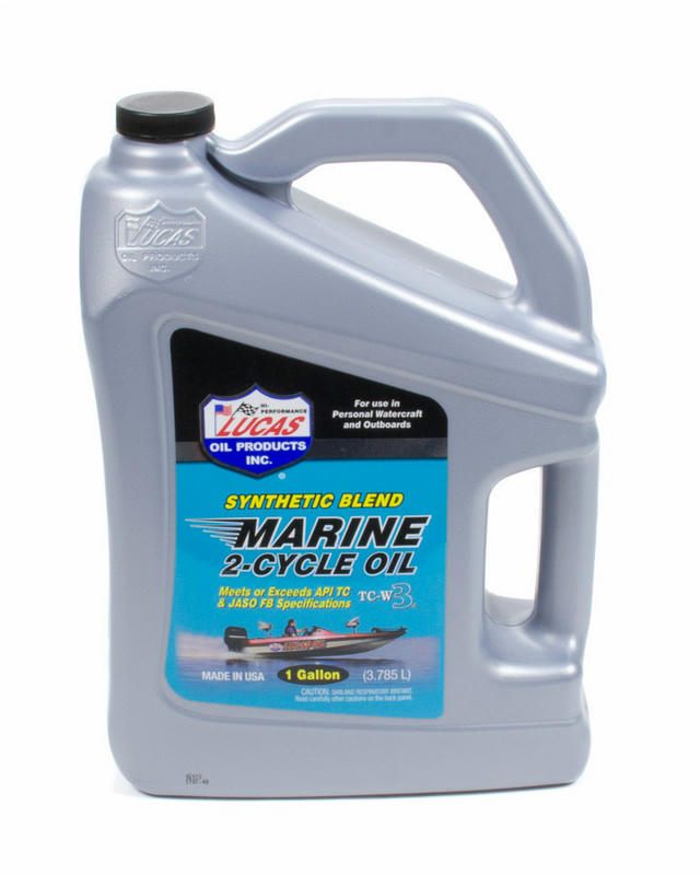 Marine Oil 2 Cycle 1 Gal Synthetic Blend