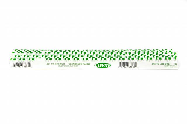 Plastigage - Green .001in- .003in