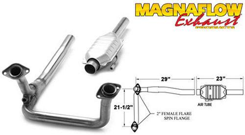 85-95 Ford 5.0L Catalytc Converter