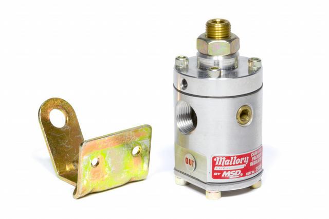 Comp Fuel Pump Regulator