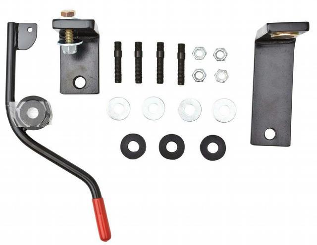 Seat Adapter Kit 03-06 Jeep TJ - Passenger Side