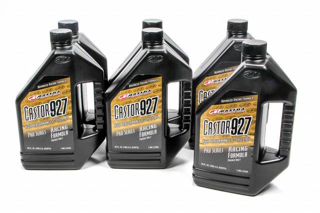 Castor 927 Racing Premix Case 6 x 1/2 Gallon
