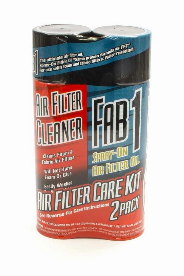 Air Filter Maintenance 2 Pack