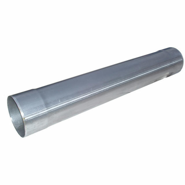 Aluminized Steel Muffler Bypass Pipe 5in In/Out