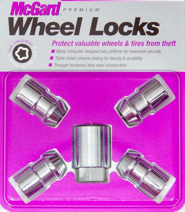 Wheel Lock 1/2 Conical Seat