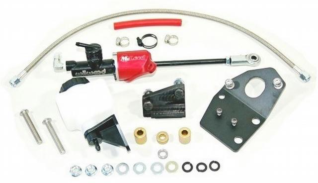 Hydr Clutch Conversion Kit 63-67 Nova
