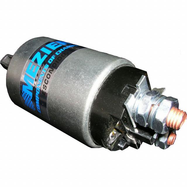 Starter Solenoid - 400 Series - 12/16 Volt