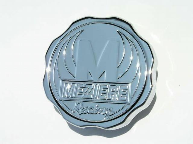 Radiator Cap - 16lbs. Meziere Racing Logo