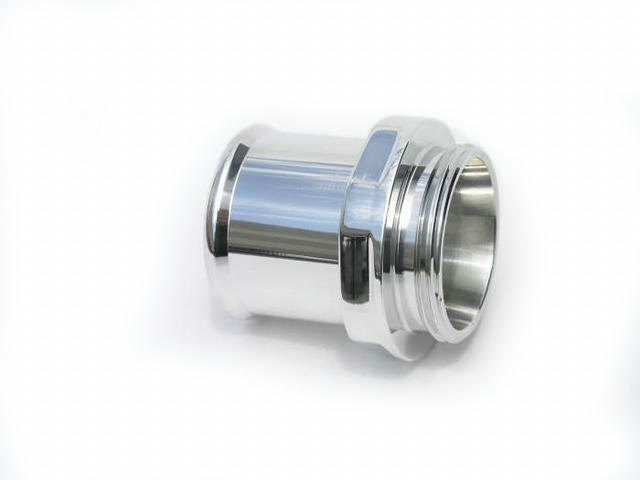 1.50in Hose Water Neck Fitting - Polished