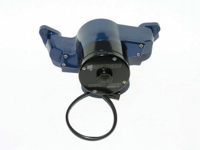 SBF Billet Electric W/P - Blue