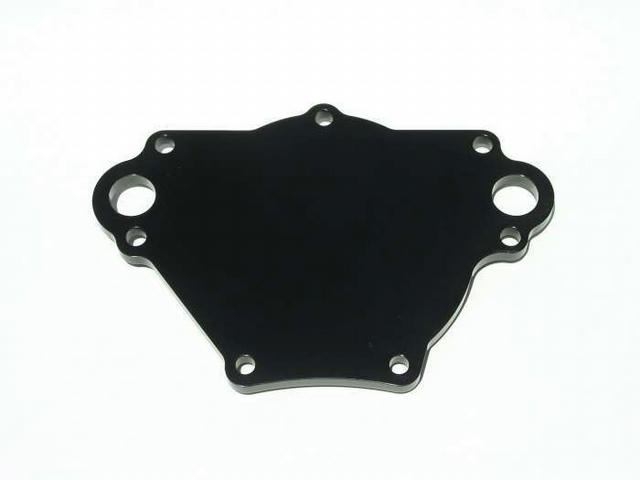 SBM Back Plate - Black