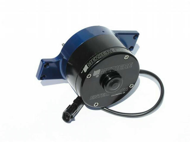 Repl W/P Electric Center Section - Blue Finish