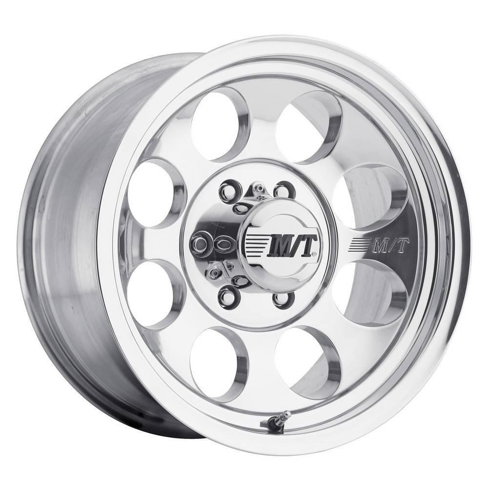 16x10 Classic III Wheel 6x5.5BC 4-1/2BS
