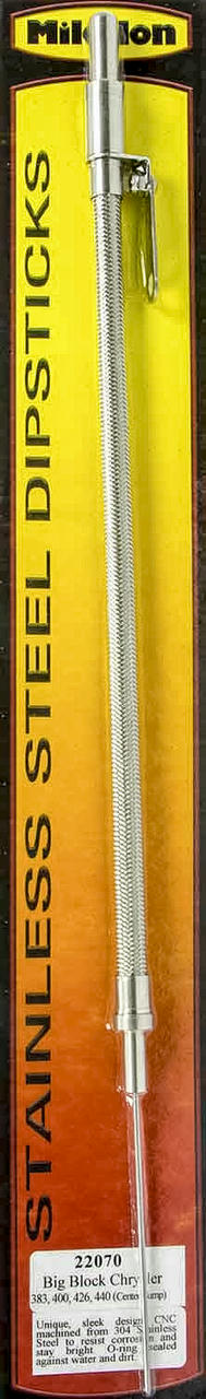BBM S/S Engine Dipstick