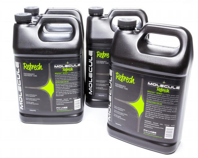 Refresher 1 Gallon Case of 4