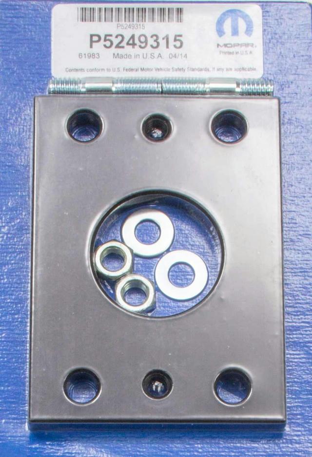 Master Cylinder Adapter