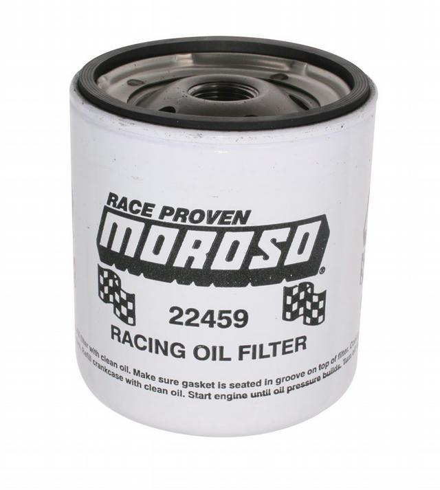 Short Chevy Race Filter