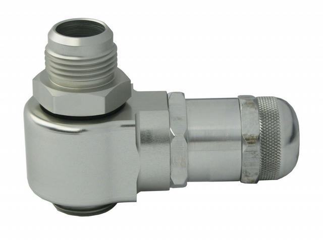 Vacuum Pump Regulator w/Easy Adj. Knob