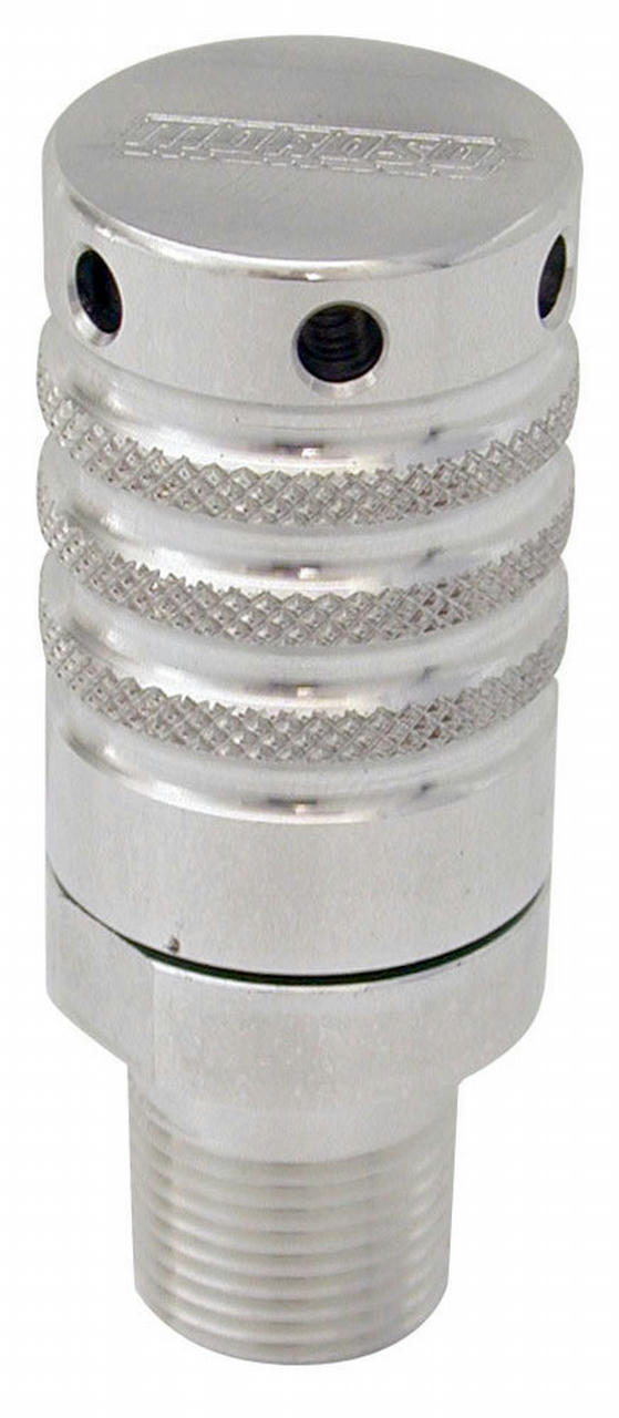 Billet Aluminum Vacuum Relief Valve 3/8in. npt