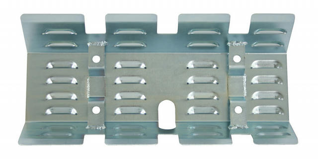 SBF Louvered Windage Tray