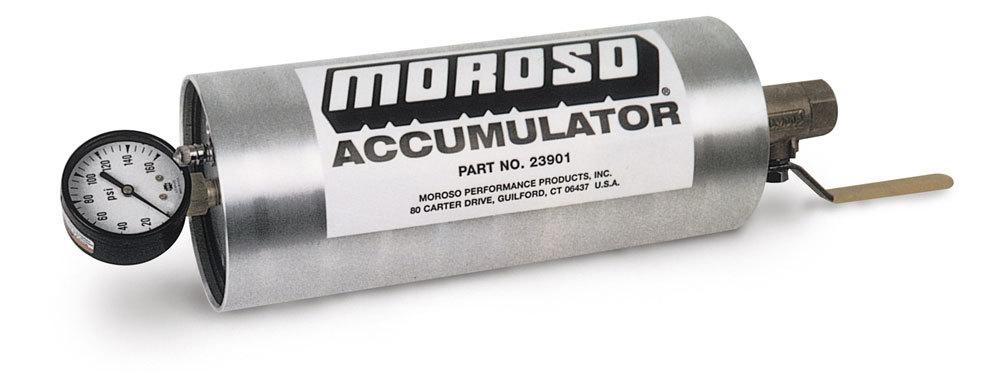 Accumulator - 1.5 Quart Capacity