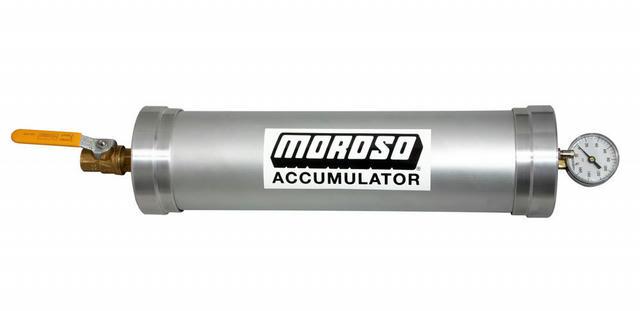Oil Accumulator - 3qt. Super Duty