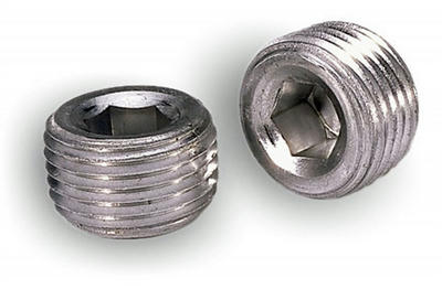 Cap and Plug Fittings
