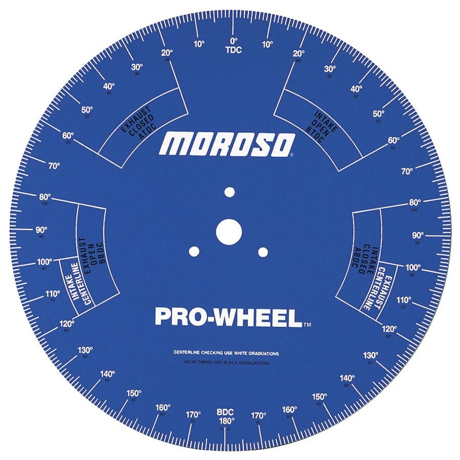 18in Pro Degree Wheel