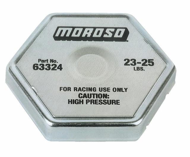 Racing Radiator Cap 23-25LBS.