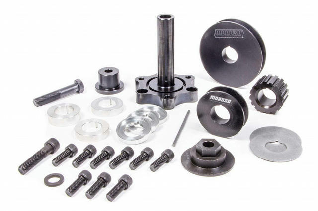 SBC Vacuum Pump Drive Kit