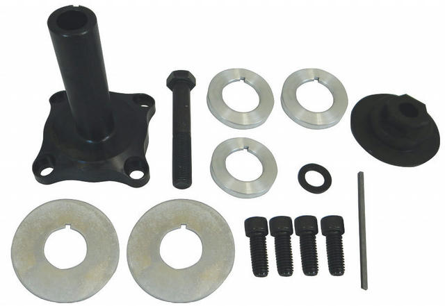 Drive Mandrel Kits - Oil Vac. Pumps - SBF