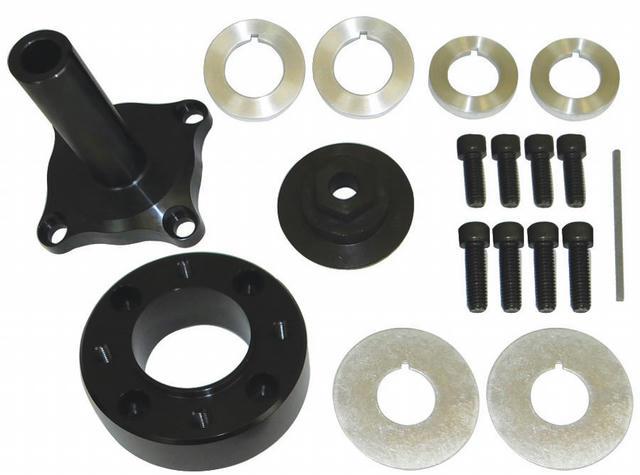 Drive Mandrel Kits - Oil Vac. Pumps - BBF
