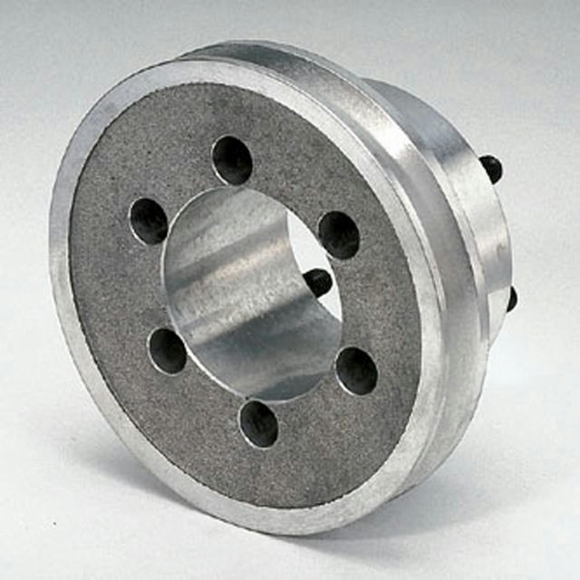 Sgl Groove Crank Pulley