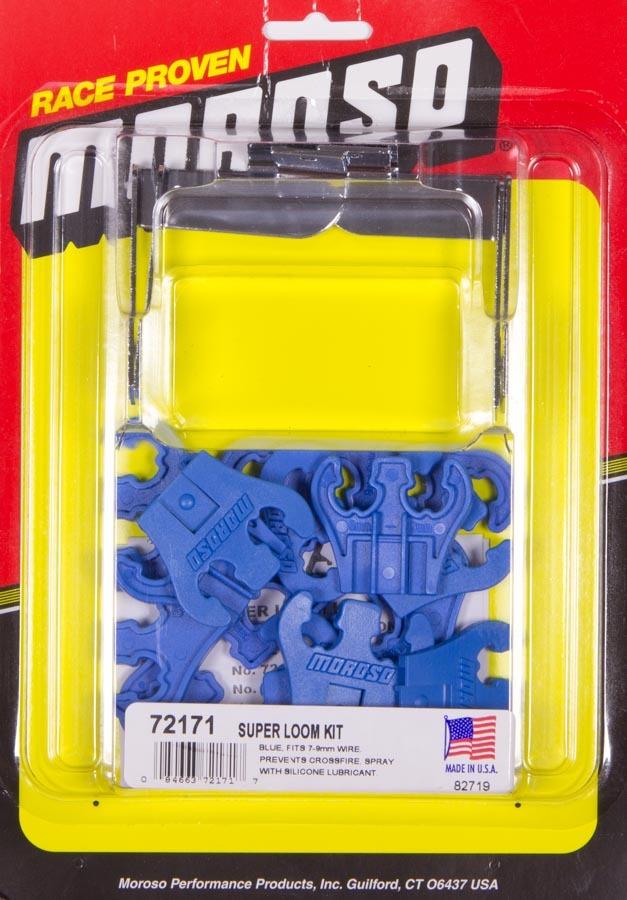 Super Loom Kit Blue