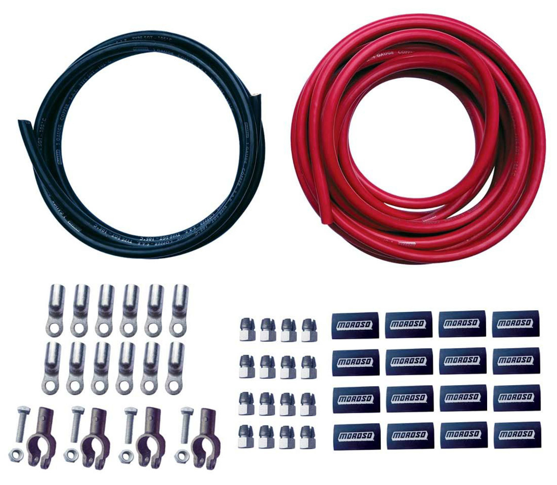 Remote Battery Cable Kit Dual Battery