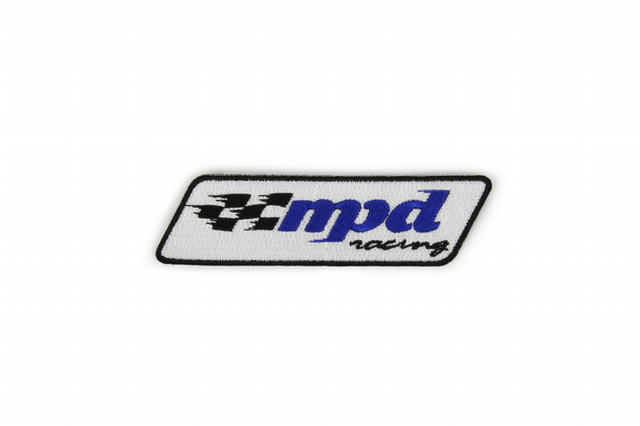 MPD Embroidered Patch 1x4