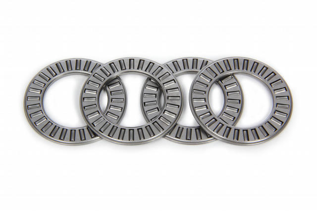 King Pin Spindle Roller Thrust Bearing Pack of 4