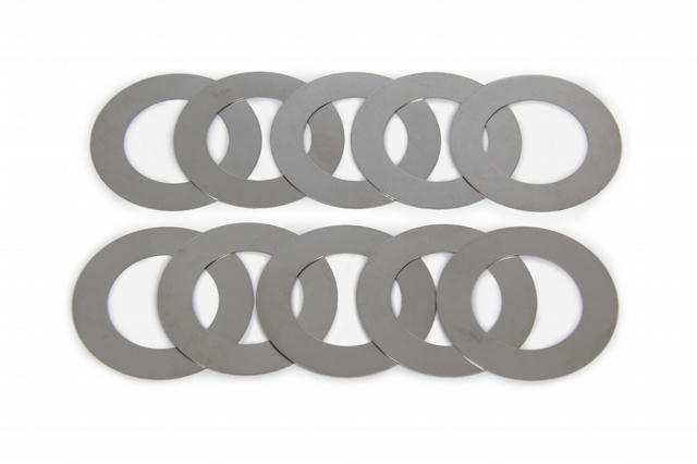 Spindle Shim .010 Thick Pack of 10