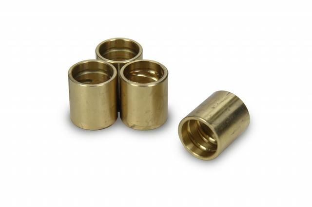 Midget King Pin Bushings Brass 4 Pack