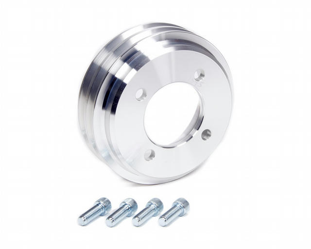 2-GRV. 5-3/4in Crank Pulley