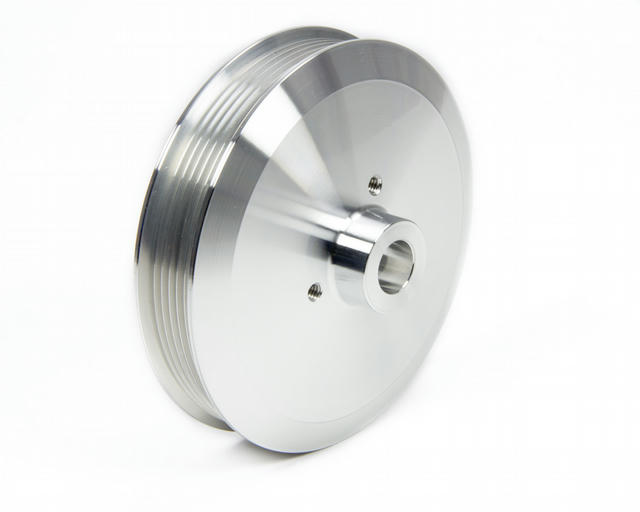GM Pulley 6 Rib Alum Power Steering