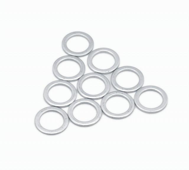 Mag Wheel Lug Nut Washer