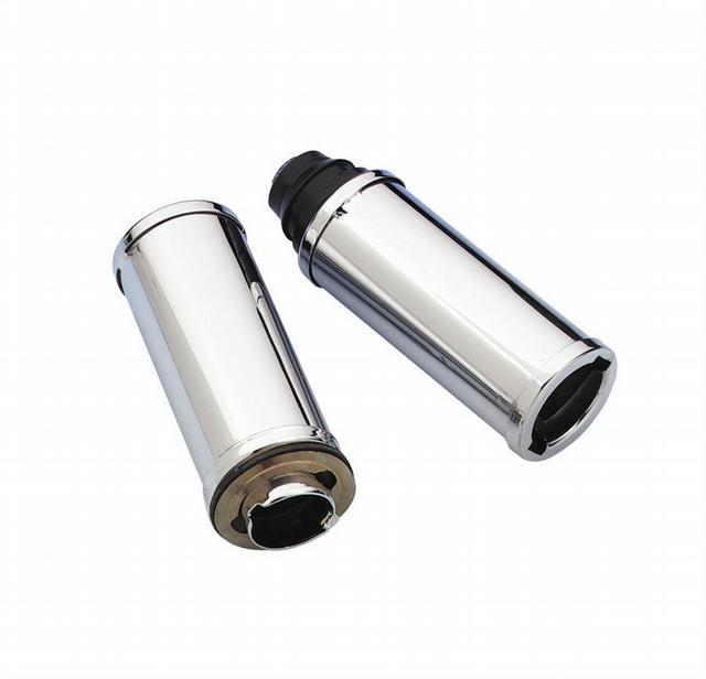 Twist-On Oil Filler Tube